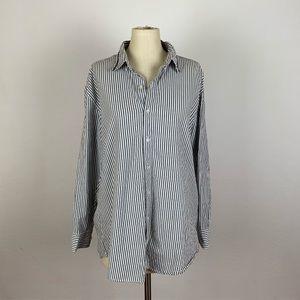 Norma Kamali Striped Shirt